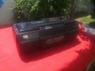 Radio cassette Hitachi