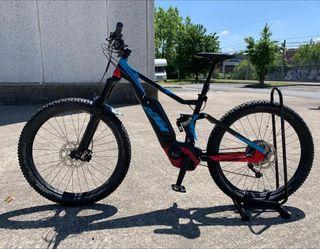 bicicleta eléctrica enduro Ktm