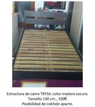 estructura de cama TRYSIL