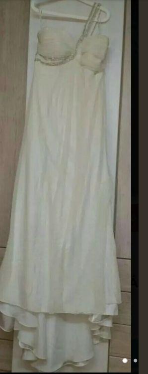 VESTIDO NOVIA ROSA CLARÁ *LEER*