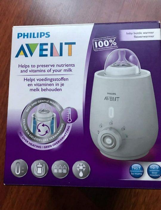 Calienta biberones Philips Avent
