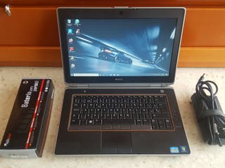 Ordenador portatil DELL E6420 I5 8GB/SSD480/BATERI