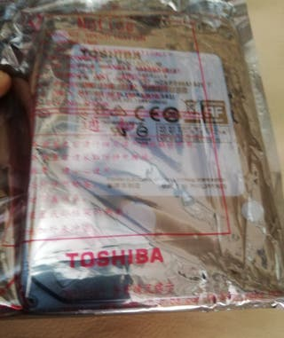 Disco Duro Toshiba 1Tb SATA 2,5 (Nuevo)