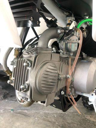 Motor yx 140cc pitbike