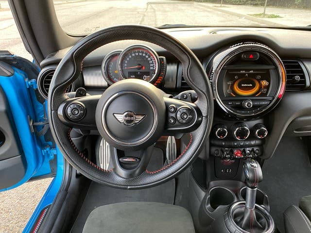 Mini JCW AUTOMÁTICO IMPECABLE!!