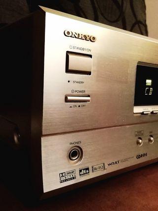 ONKYO HiFi TX-DS595 Amplificador