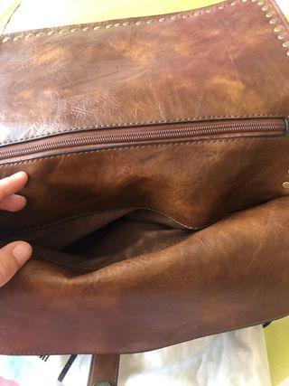 Bolso marrón a estrenar