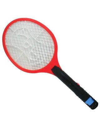 Raqueta eléctrica anti mosquitos infalible