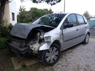 piezas Ford Fiesta 2006 accidentado