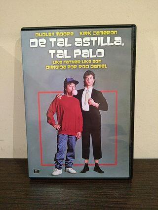 DE TAL ASTILLA TAL PALO DVD