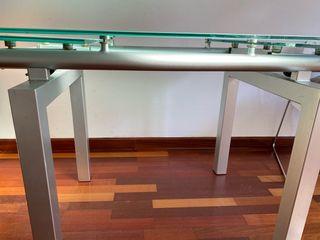 Mesa comedor/cocina extensible