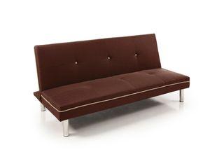sofá cama Sol color Marrón