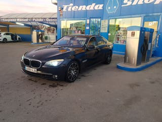 BMW Serie 7 2010