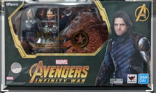 hulk y bucky pack avengers sh figuarts