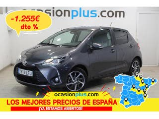 Toyota Yaris 1.5 Feel! Edition 82 kW (111 CV)
