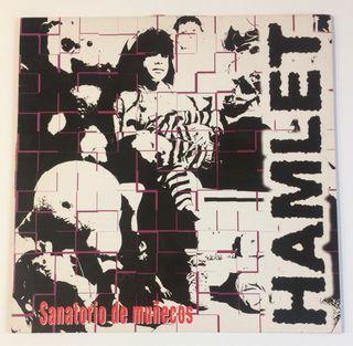 HAMLET : Sanatorio de muñecos Disco Vinilo LP