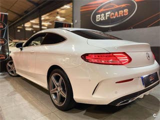 Mercedes Benz C Coupe 2016