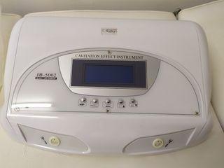Maquina de cavitacion y radiofrecuencia