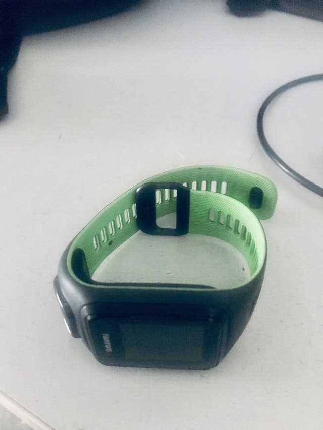 Reloj GPS TomTom Runner2 Cardió.