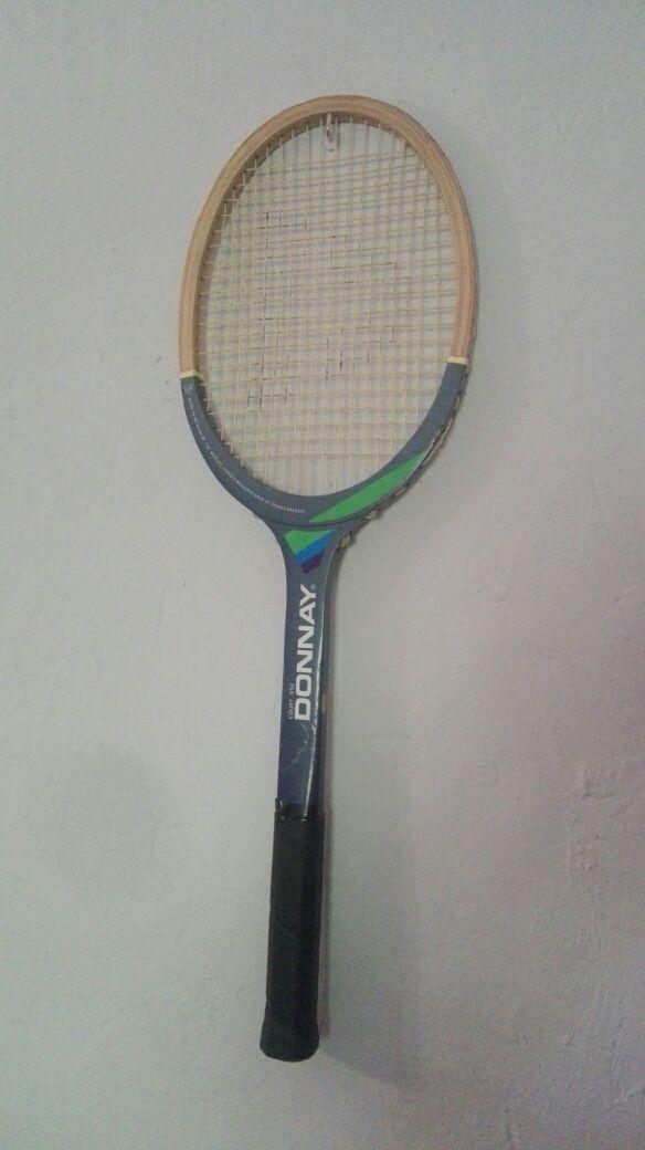 raqueta tenis Vintage Donnay