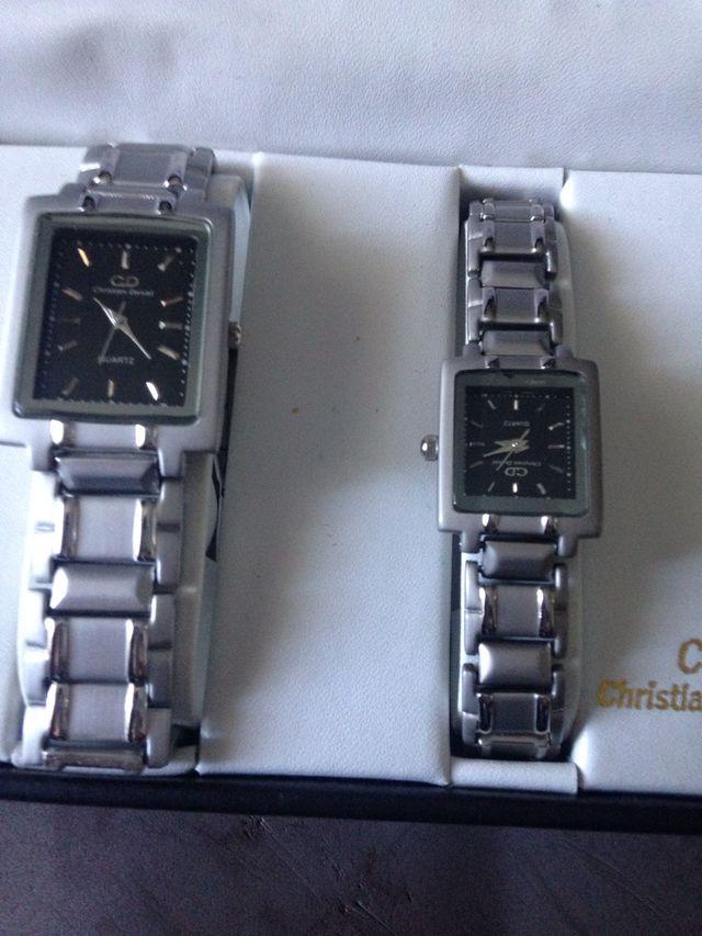Relojes suizos