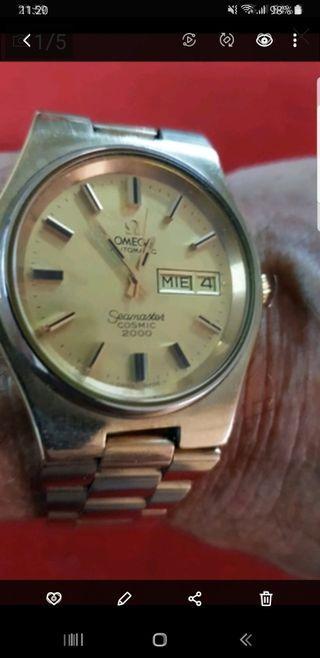 reloj Omega seamaster 2....