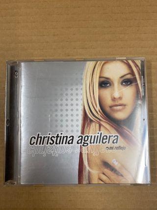 "CD ""Mi reflejo"" de Christina Aguilera"