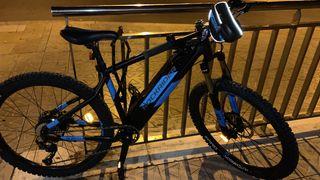 Bicicleta eléctrica rockraider en venta. Nueva