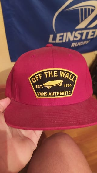 gorra vans