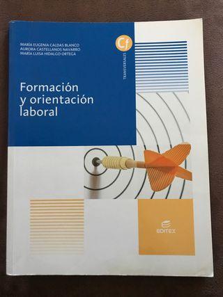 Libro Formación y orientación laboral FOL
