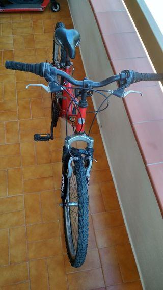 "bicicleta MTB Orbea 24"""