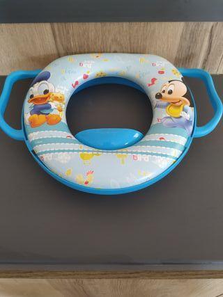 reductor baño niños