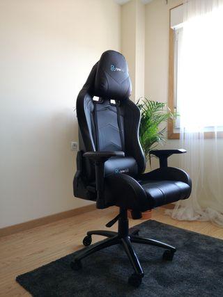 Silla escritorio (estilo Gaming)