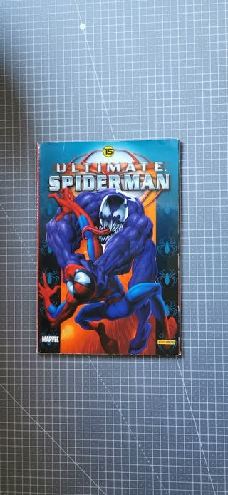 Comics Ultimate Spiderman 2, 3, 15, 25