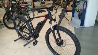 Bicicleta eléctrica de montaña Bulls