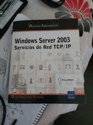 Windows Server 2003 Servicios de Red TCP/IP
