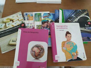Libros de 1 ESO