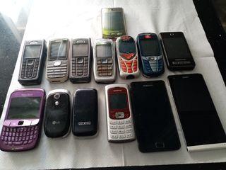 lotes de teléfonos