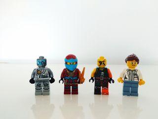 Lote 1 Legos.