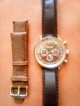 Reloj Massimo Dutti caballero.