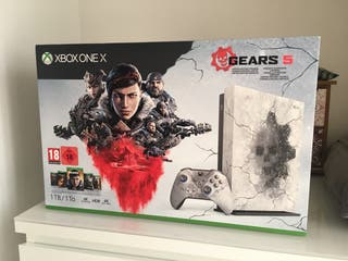 Xbox One x Gears