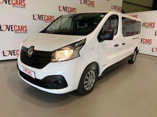 Renault Trafic 2015 9 plazas