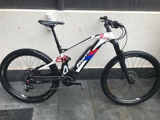Bici eléctrica MTB Fantic XF1 íntegra 160 ENDURO