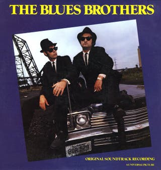 Blues Brothers Soundtrack CD