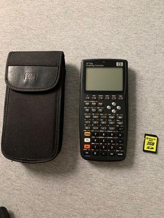 Calculadora HP 50G estudiante Ingeniería