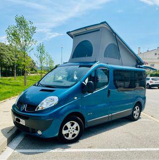 Renault Trafic Camper Furgoneta
