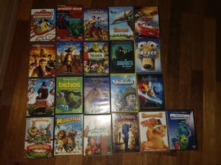 21 peliculas dvd