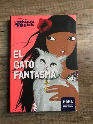 El gato fantasma - Kinra Girls