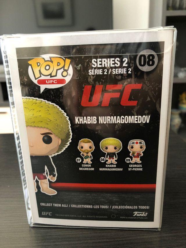 FUNKO POP, KHABIB 08- (UFC),NUEVO
