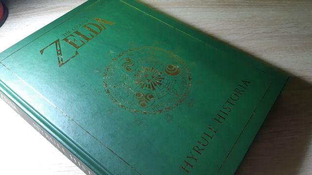 The Legend Of Zelda - Historia - Artbook
